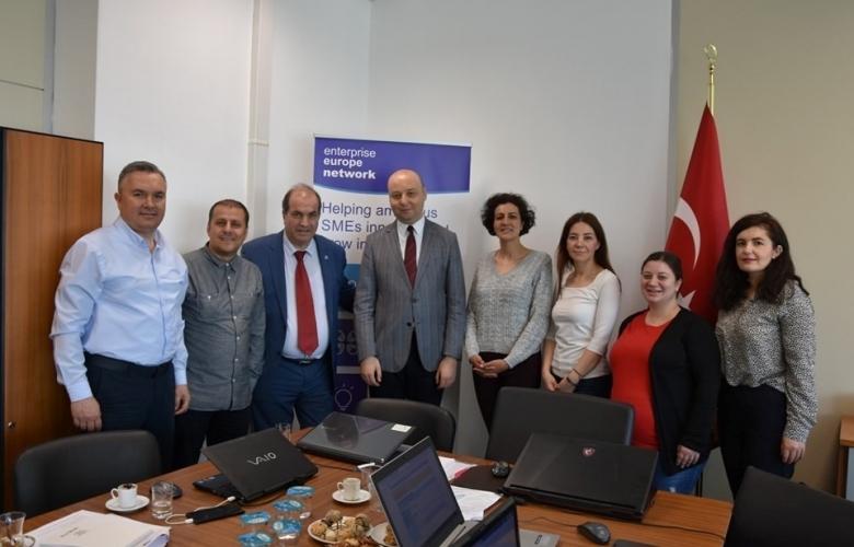 ÇTSO, COSME 2020-2021 Proje Başvurusu Hazırlama Kampı'na katıldı