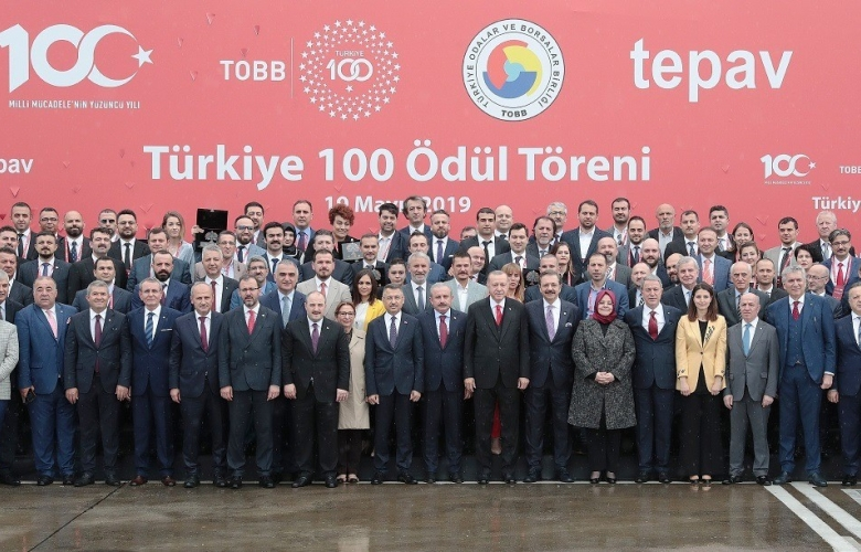 110 yılda Türkiye'nin en hızlı büyüyen 100 firmasında bir Çanakkaleli