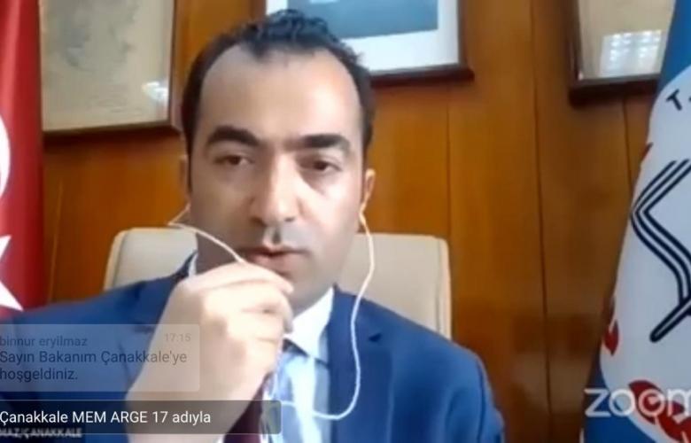 """""""ZİYA ÖĞRETMEN İLE EĞİTİM BULUŞMALARI"""" ÇANAKKALE'DE"""