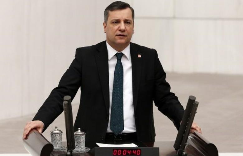 """CEYLAN """"GENELKURMAY BAŞKANINI ER, FETÖCÜLERİ GENERAL YAPTINIZ"""""""