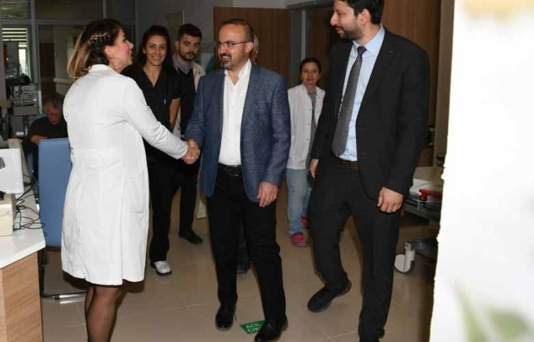 "TURAN ""ÇANAKKALE' MİZE 9 YENİ TABİP ATANDI"""