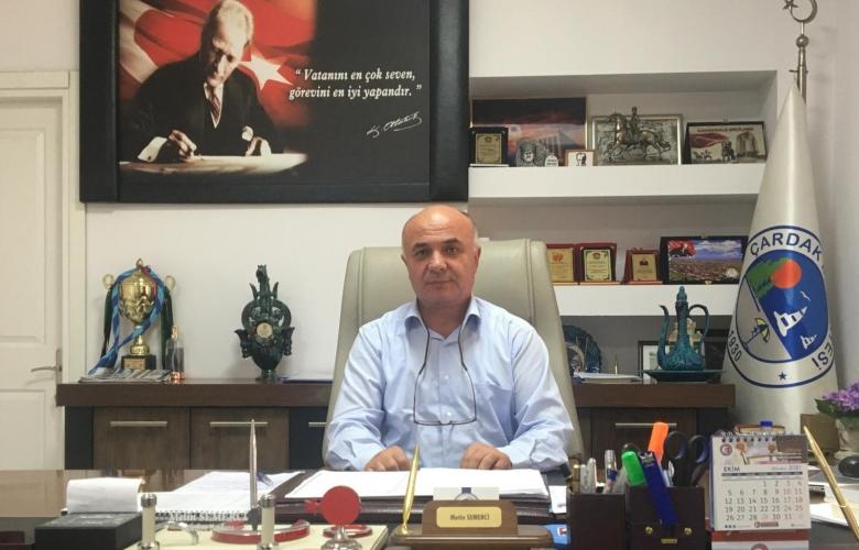"""SEMERCİ """"ÇARDAK'IN GELECEĞİ İÇİN ÇALIŞMAYA DEVAM EDİYORUZ"""""""