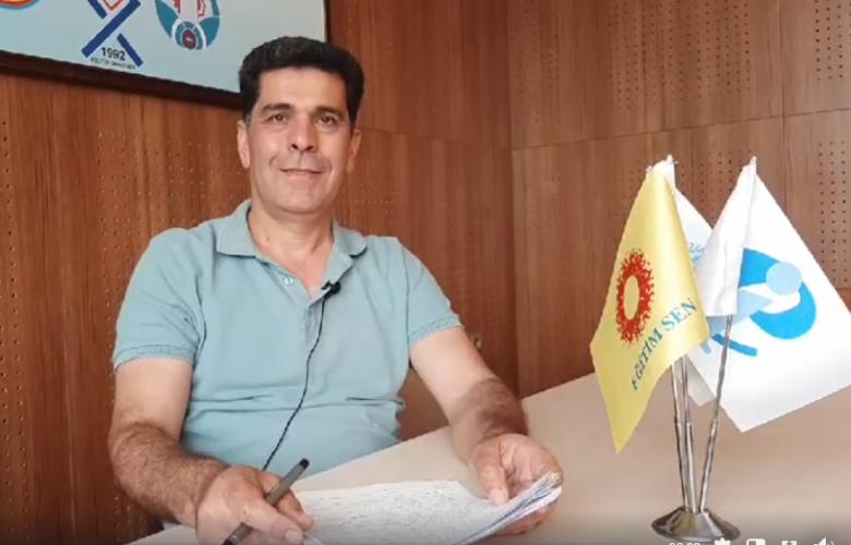 """HACIMUSALAR """"DEMOKRASİ EĞİTİMİNDE ANTİDEMOKRATİK UYGULAMA VAR"""""""
